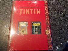 belle reedition tintin double album avec jacquette les cigares du pharaon-vol 74