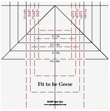 Fit to be Geese Ruler by Open Gate