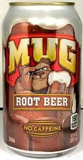 "FULL Can of Pepsi's ""Taste of California"" Mug Root Beer"