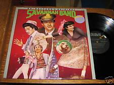 Dr Buzzards Original Savannah Band DISCO LP Meets King