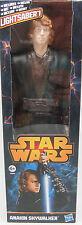 "Star Wars Anakin Skywalker 12"" Figure Brand New in Box Grand Cadeau HASBRO"