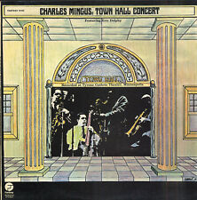 Charles MINGUS Town Hall Concert French LP FANTASY 6140 Eric DOLPHY