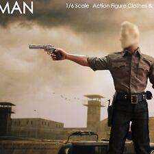 "2014 Redman 1/6 Scale Sheriff Uniform Set Casual for 12"" Action Figure RM01"