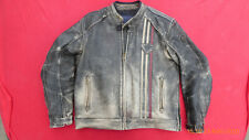 TRIUMPH JACKE BOBBER 44 54 L TWIN BONNEVILLE SCRAMBLER VINTAGE JACKET LEATHER
