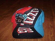 VINTAGE 1990's VANCOUVER GRIZZLIES drew pearson SNAPBACK HAT