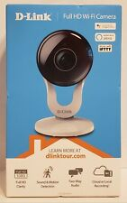D-Link Full HD Indoor Wi-Fi Security Surveillance Camera DCS-8300LH New