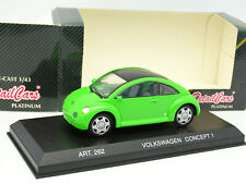 Detail Cars 1/43 - VW Beetle Concept 1 Verte