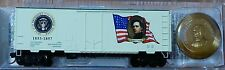 Micro-Trains Line #07400122 Franklin Pierce (Presidential Car) 40' Boxcar