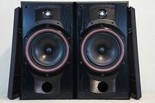 B&W DM 310 BOOKSHELF SPEAKERS