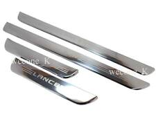 DOOR SILL STAINLESS SCUFF PLATE FOR MITSUBISHI LANCER MIRAGE CK2 1996 - 2002