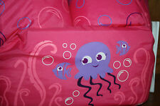 Puddle Jumper Life Jacket Stearns The Coleman Company Pink Purple Jelly Fish NEW