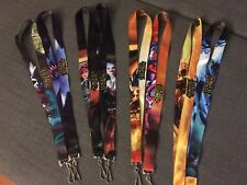 League of Legends Lanyard Bundle - Choose One! (Vi/Jinx, Ecko/Reksai, and more!)