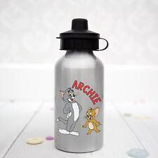 BOTTIGLIA di acqua personalizzati-Design Tom & Jerry
