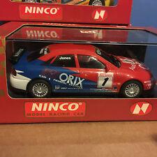 discontinued ninco AUDI A4 ORIX REF 50158