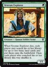 Veteran Explorer NM X1 Commander 2016 -Green Uncommon- MTG EDH