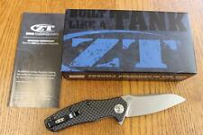 KAI Zero Tolerance ZT 0770CF Folding Knife SW S35VN & Carbon Fiber A/O PRIORITY!