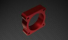 Throttle Body Spacer (Red): Fits Ford Focus ST 2013+ by Torque Solution