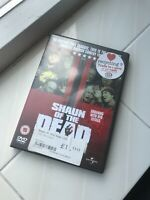Shaun of the Dead DVD (2004) Simon Pegg