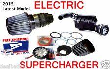 Mini Daewoo Electric Turbo Air Intake Supercharger Power Fan  - FREE USA SHIP