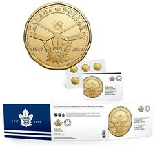 2017 Toronto Maple Leafs 100th Anniversary Coin Pack - SALE 10% OFF