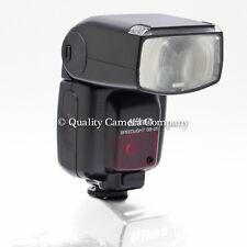 Nikon SB-25 Speedlight - SUPER FLEXIBILITY FOR DIGITAL-FILM-STROBIST