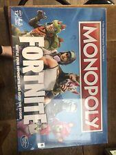 Board Game Monopoly Fortnite New