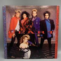 Heart - Heart Self-Titled Album 1985 Capitol ST-12410 Vinyl LP