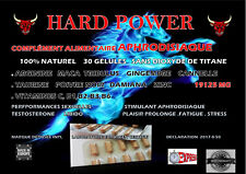 30 pills hard power Stimulant Sexuel  Aphrodisiaque pour hommes envoi suivi 24h