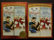 It's A Wonderful Life / White Christmas Double Feature w/ Slipcover 2-DVD Set