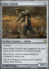 MTG Magic - (R) Eventide - Altar Golem - SP