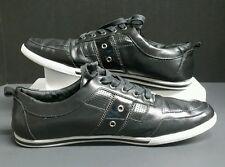 Helix Topa Black Lace Up Oxfords Sneaker Men's Size 10.5