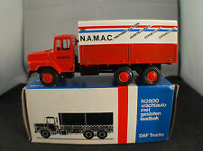 Lion car  NL 72 camion DAF vrachtauto DAF NAMAC Truck neuf en boite MIB