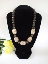 Jasper Alloy Handmade Gemstone Costume Necklaces & Pendants