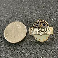 Museum of History Industry Seattle Washington Travel Souvenir Pin Pinback 38358