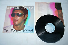 Bryan Ferry-In Your Mind-Vinyl LP 1977