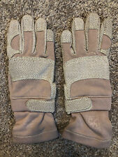 Nomex Flame Resistant Military Issue Tactical Gloves- Size M