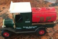 Lesney Matchbox BP Models of Yesteryear 1912 Ford Model T Tanker Truck 1978 BP