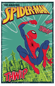 RARE Spiderman Artwork Giclee Print Signed by the Artist