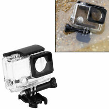 WATERPROOF Dive Diving Camera Housing Case FOR GoPro HERO   3 4+ Clear/Black US