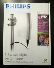 Philips Indoor/outdoor Digital 18 dB Amplified TV antenna SDV8622T/27