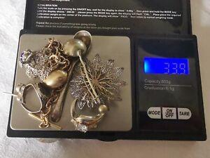 Sterling Silver SCRAP Jewellery, 33.9g