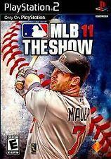 MLB 11 The Show - PlayStation 2