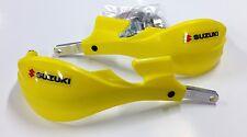"Suzuki Barkbuster Ego 22mm (7/8"") Handlebar Kit Yellow 990AA-BARKB-EG1"