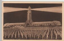 (105416) AK Douaumont, Cimetière National, Leporello vor 1945