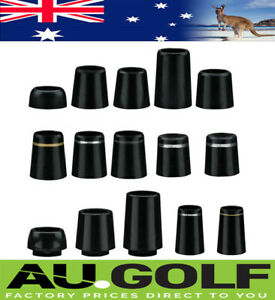 golf club ferrules for irons and woods all sizes and colours - Aussie Stock