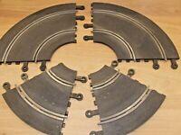 SCALEXTRIC CLASSIC INNER CURVES X 4 PT/56 X 2 PT/52 X 2 VGC