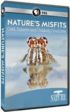 Nature: Animal Misfits (2014, REGION 1 DVD New)