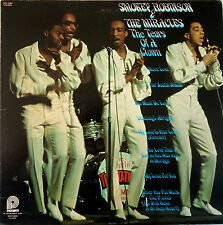 Smokey Robinson & The Miracles-The Tears Of A Clown-LP-Pickwick-USA-SPC-3389