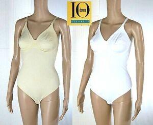 Lotto Stock 20 Body Intimo Donna IO DONNA by PAPILLON SA010 Tg 4 5 6