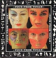 "Toyah(7"" Vinyl P/S)Four From-TOY 1-65-VG+/Ex"